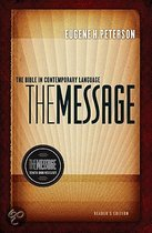 'The Message', Eugene H. Peterson (Bron: www.bol.com).
